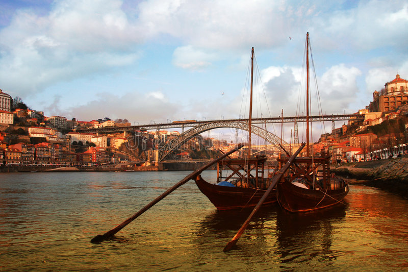 Porto stad - Portugal