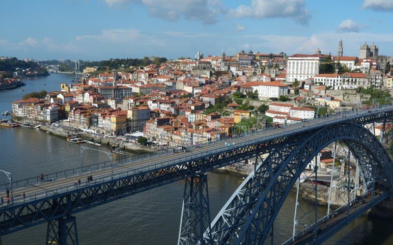 Porto-Stadt 3 stockfotografie