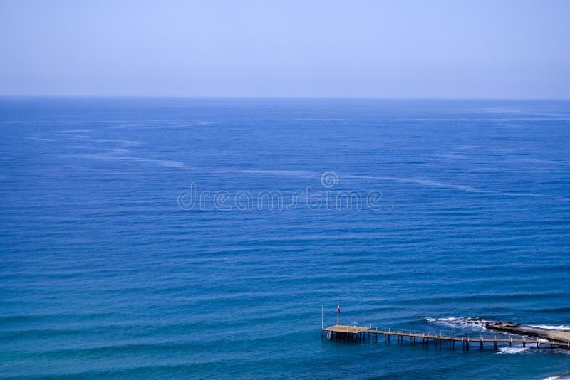 Porto su Alanya il riviera turco fotografie stock