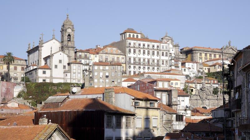 Porto tradycyjna architektura obraz stock