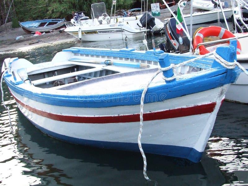 Porto Ulisse-Ognina-Catania-Sicilia-Itália - terras comuns criativas pelo gnuckx fotografia de stock