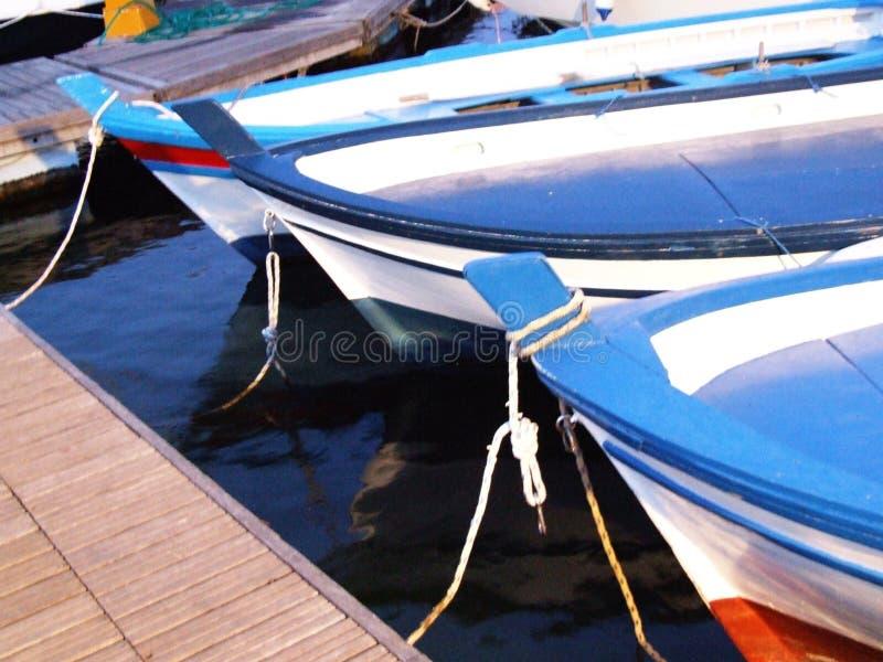 Porto Ulisse-Ognina-Catania-Sicilia-Itália - terras comuns criativas pelo gnuckx imagem de stock royalty free