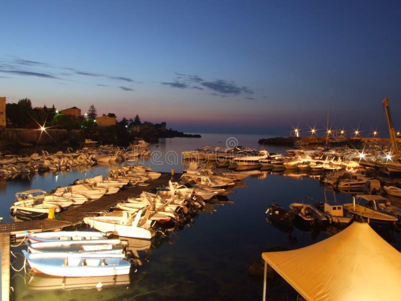 Porto Ulisse-Ognina-Catania-Sicilia-Italy - Creative Commons by gnuckx stock photo