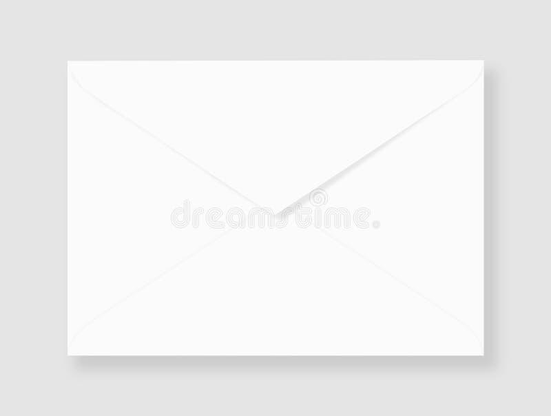 Porto und Verpackungsservice - Umschlag Getrennt lizenzfreie stockfotografie