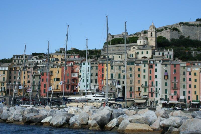 Download Porto Venere stock photo. Image of colorful, portovenere - 24841426