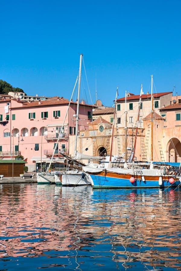 Download Portoferraio, Isle Of Elba, Italy. Stock Photo - Image: 12998988