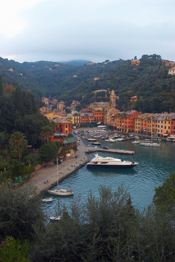 Portofino-01 lizenzfreie stockbilder