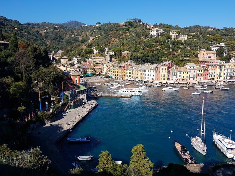 Portofino zdjęcie stock