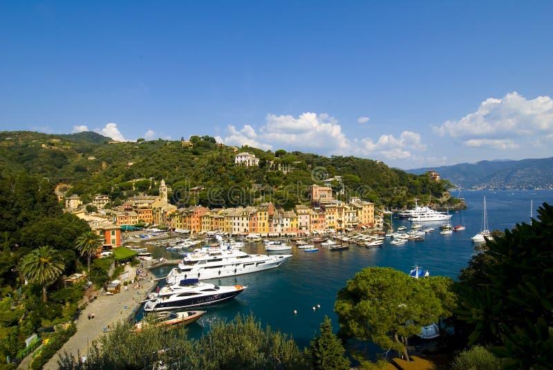 Portofino imagen de archivo libre de regalías