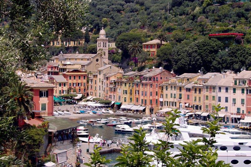 Portofino royalty-vrije stock afbeelding