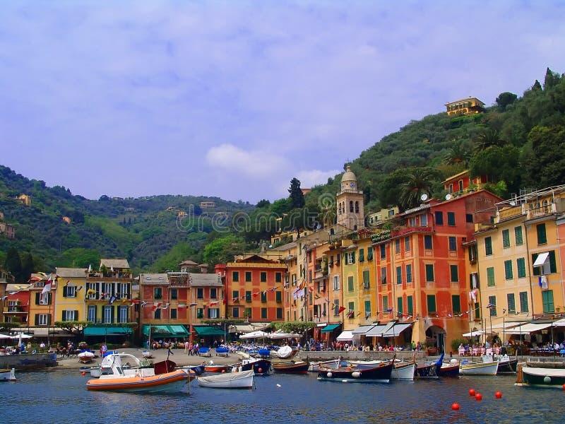 Portofino image libre de droits