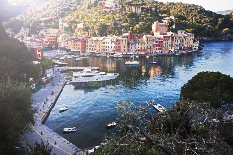 Portofino fotografia royalty free