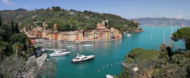 Portofino. lizenzfreies stockfoto