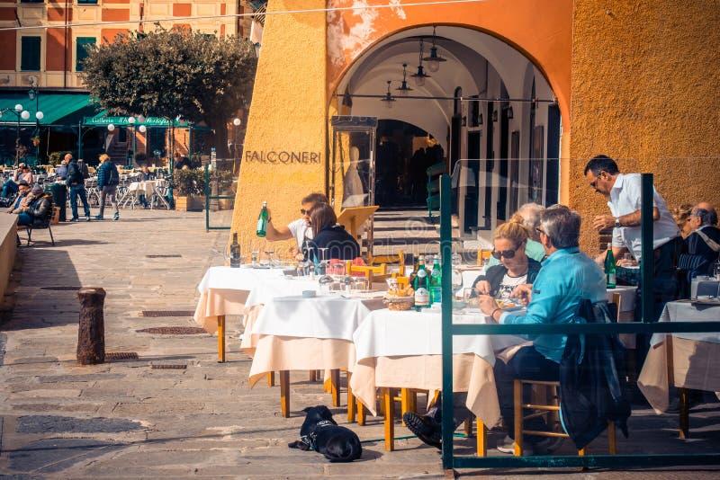 Portofino fotografia stock libera da diritti