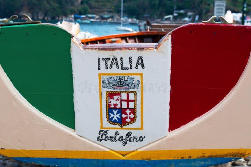 Portofino, Genoa, Liguria, Itália, italiano Riviera, Europa fotografia de stock