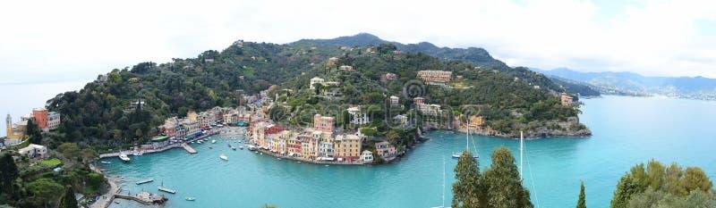 Portofino, Italië royalty-vrije stock foto