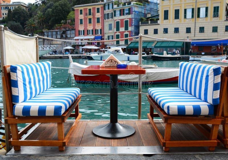 Portofino, Italia fotografia stock libera da diritti