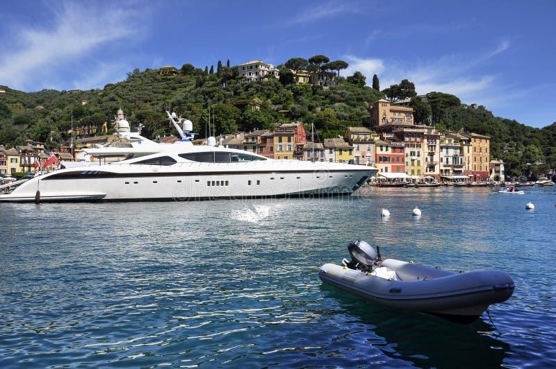 Portofino, Italia fotografia stock