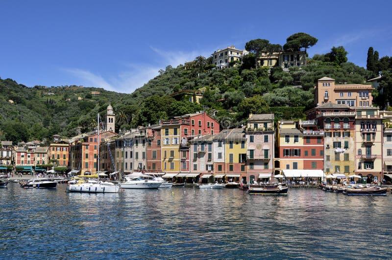 Portofino, Italia imagen de archivo libre de regalías