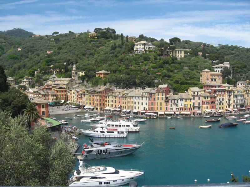 Portofino, Italia imagenes de archivo