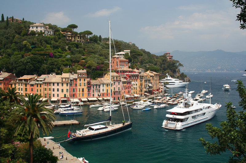 Download Portofino, Italy stock photo. Image of liguria, lifestyle - 6306138