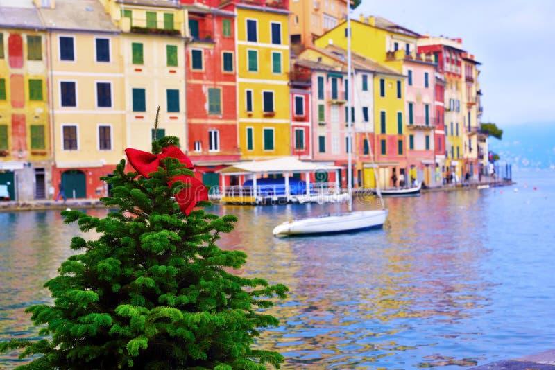Portofino Liguria Italia imagen de archivo