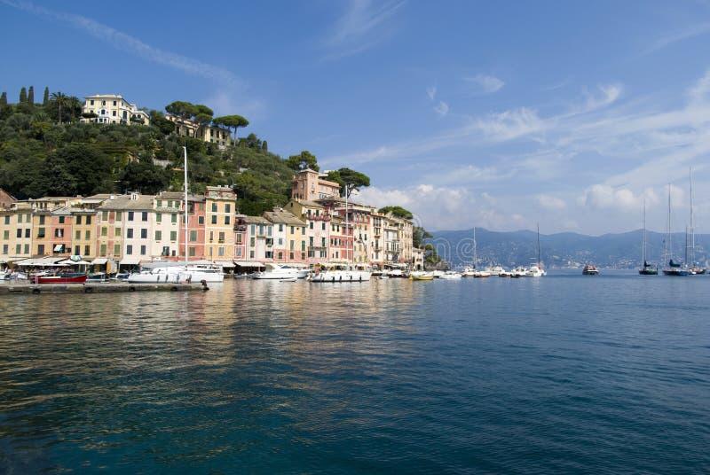 Portofino, Włochy obraz royalty free