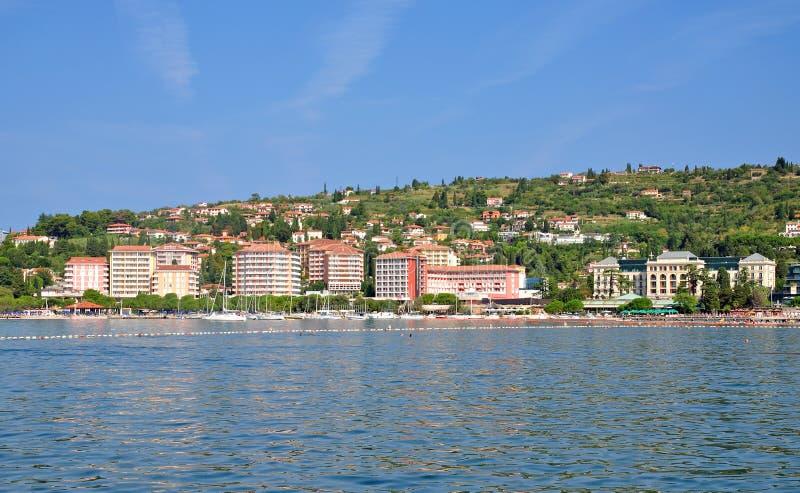 Download Portoroz,Adriatic Sea,Slovenia Stock Image - Image: 22722075