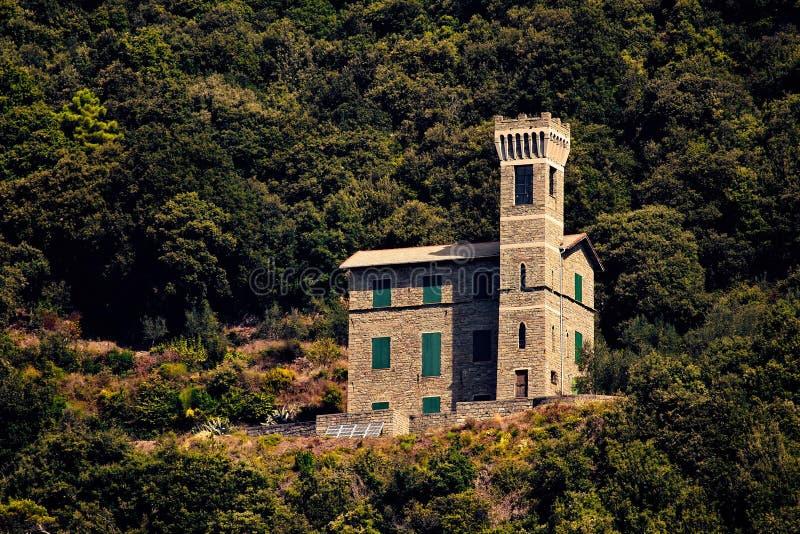 Download Portovenere stock photo. Image of tree, country, terre - 21670936