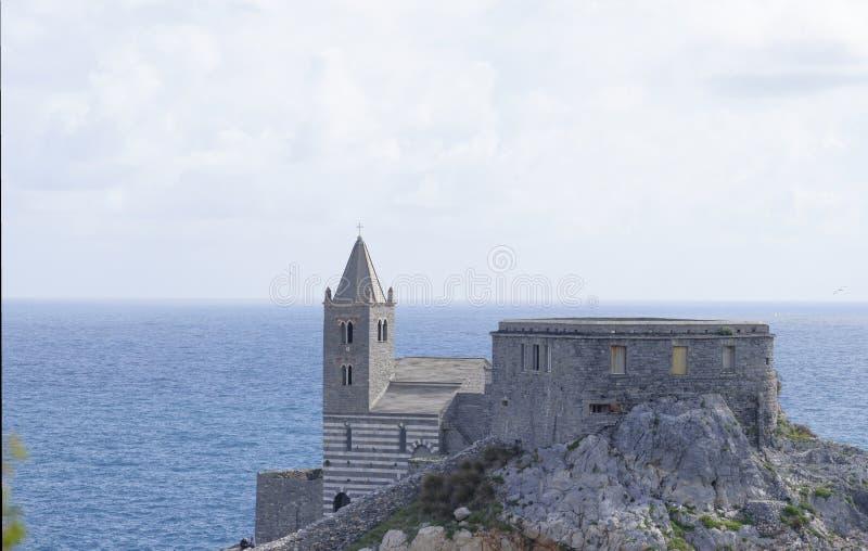 Portovenere zdjęcie stock