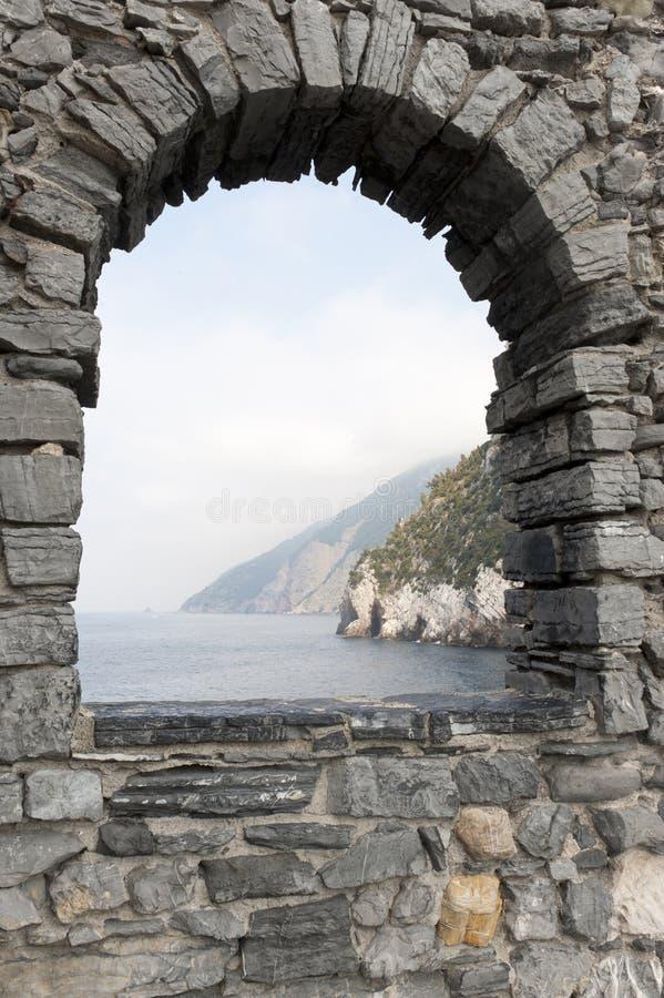 Portovenere (Italy) royalty free stock photography