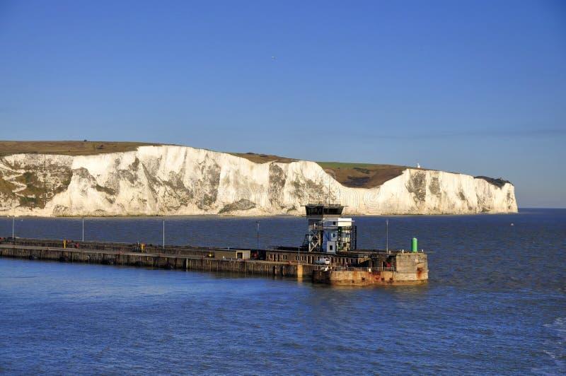 Portowy Dover zdjęcie royalty free
