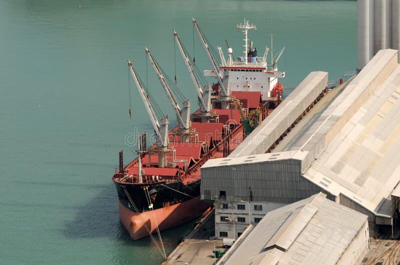 portowy statek fotografia royalty free