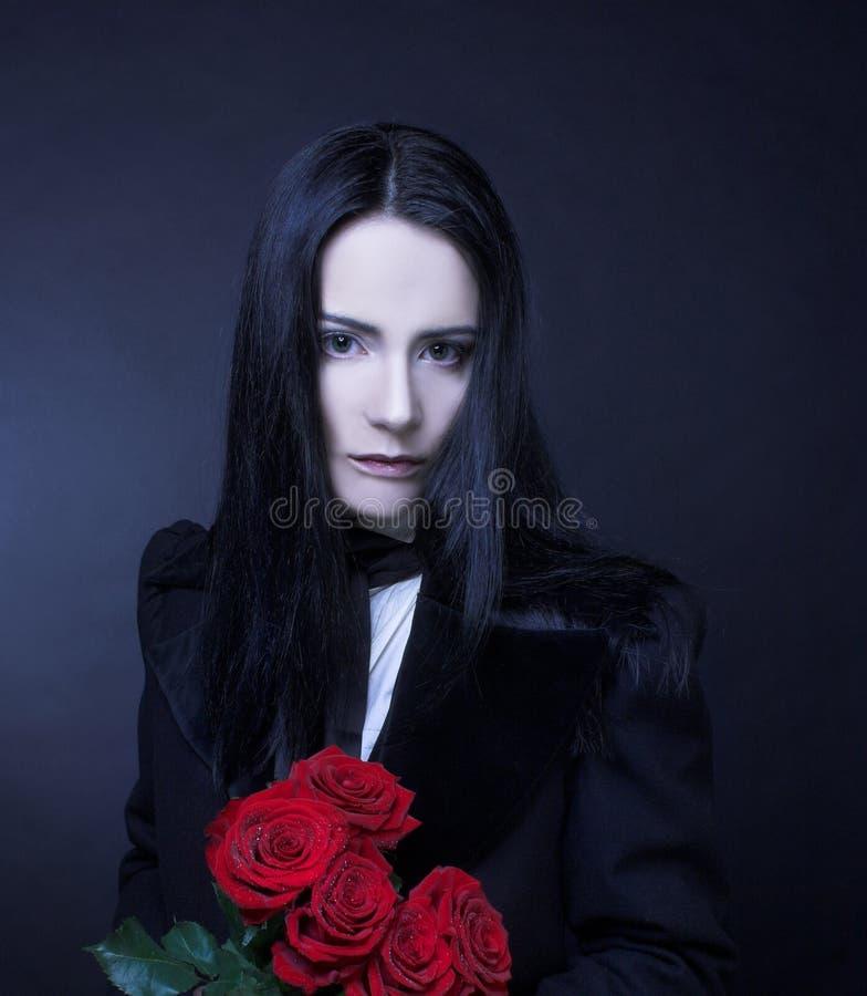 Porträt stockbild