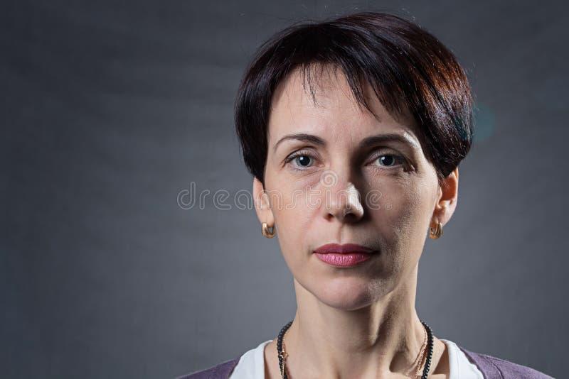 Porträt der Frau lizenzfreie stockbilder