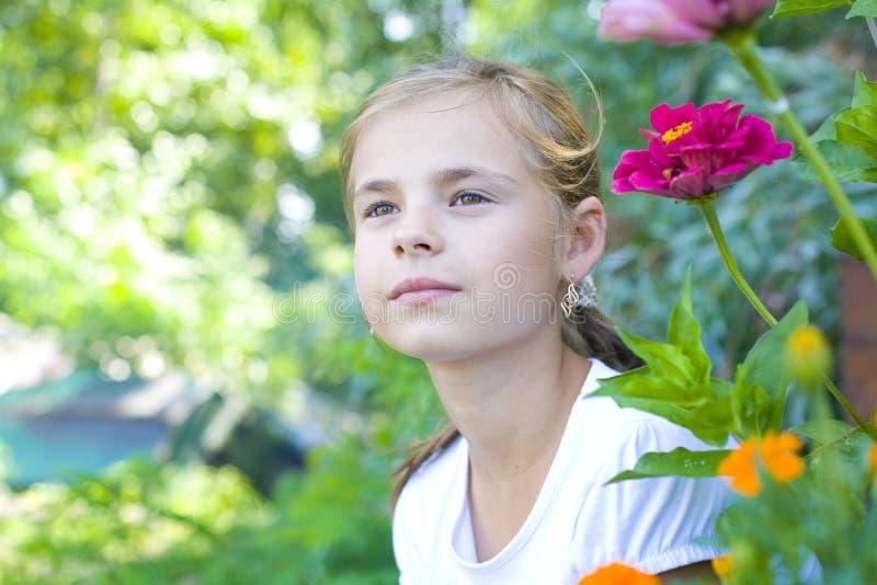 Porträt der Jugendlichen lizenzfreie stockfotografie