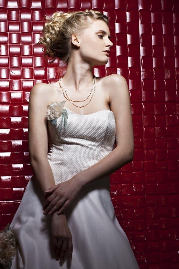 Porträt der Schönheit lizenzfreie stockbilder