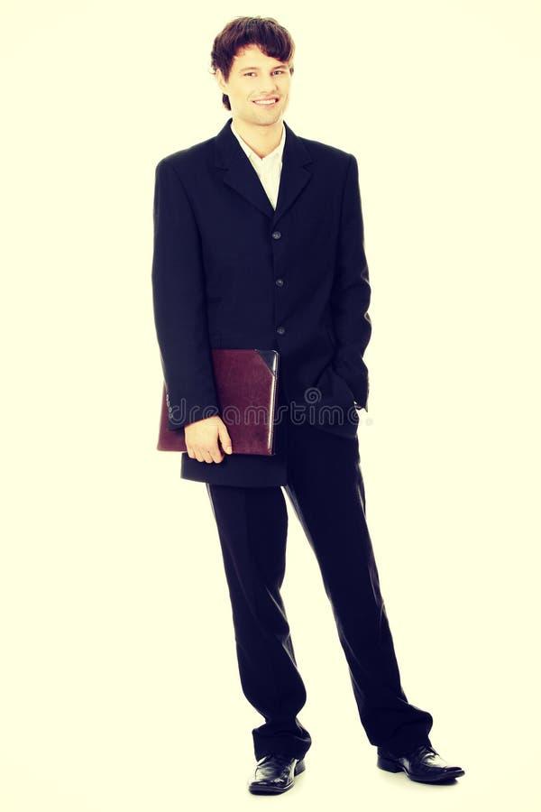 Porträt des Geschäftsmannes lizenzfreies stockfoto