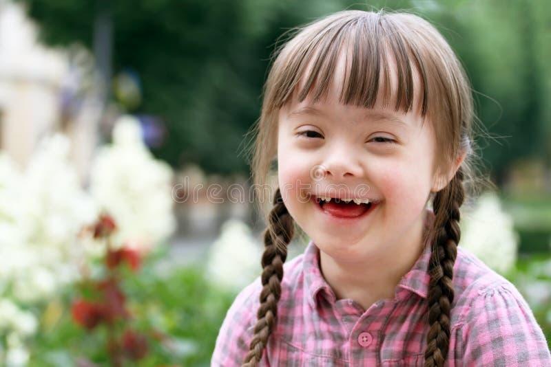 Porträt des Mädchens lizenzfreies stockbild