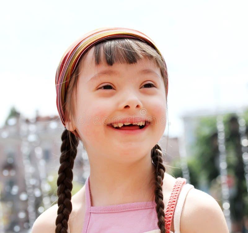 Porträt des Mädchens lizenzfreie stockfotografie