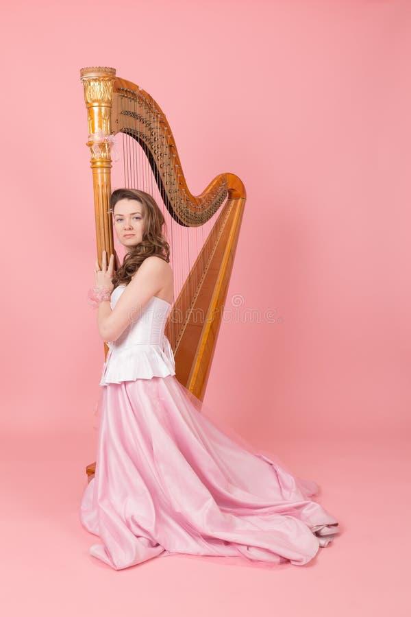 Porträt eines Musikers lizenzfreie stockfotos