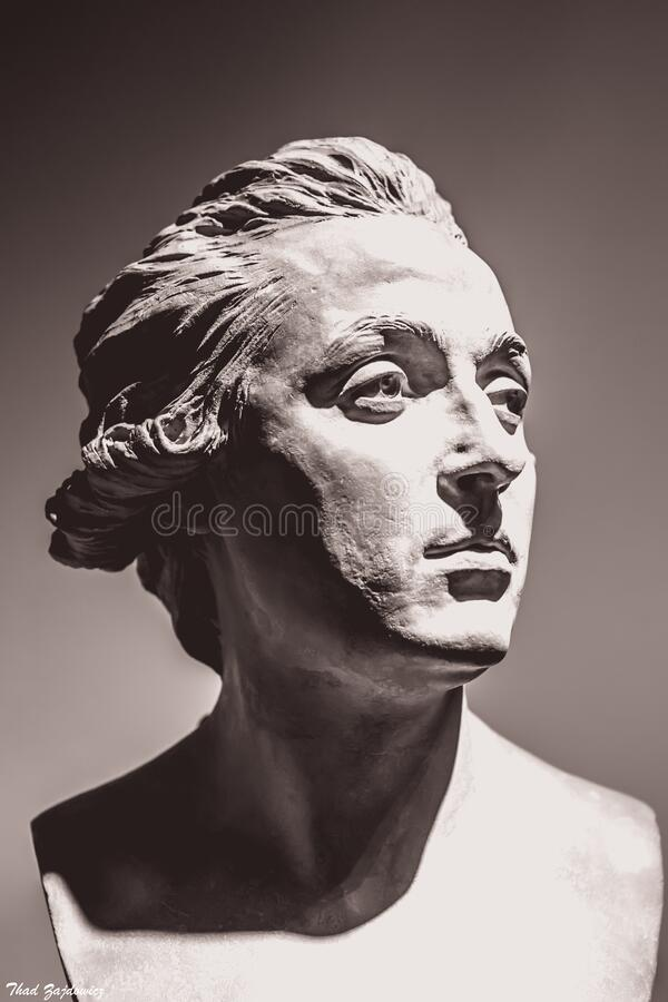 Porträt eines unbekannten Mannes lizenzfreies stockfoto