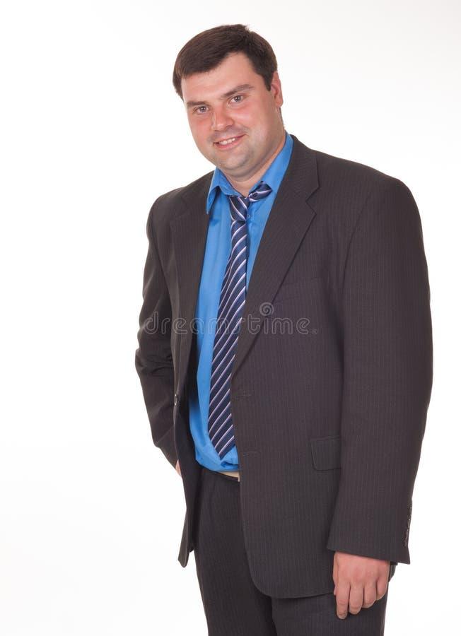 Porträt eines Unternehmers lizenzfreies stockfoto