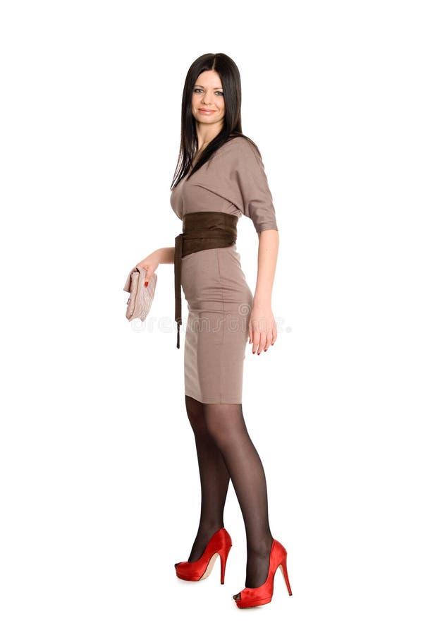 Download Portrain slim girl stock photo. Image of fashionable - 23231316