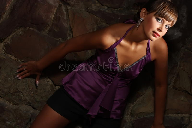 Download Portrait stock image. Image of body, lady, girls, natural - 18217939