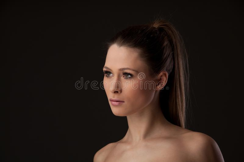 Portrait royalty free stock photo