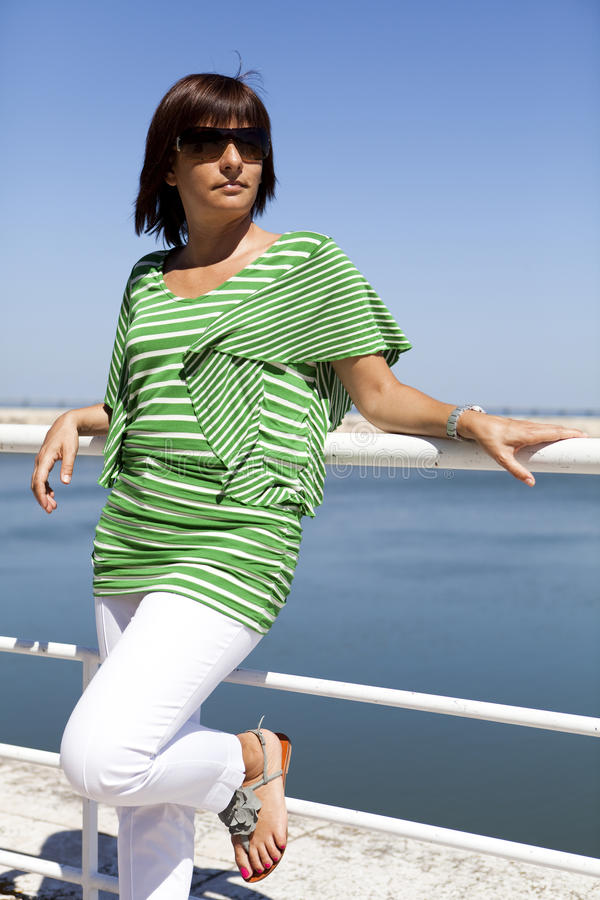 Download Portrait stock photo. Image of calm, clothing, person - 26333970