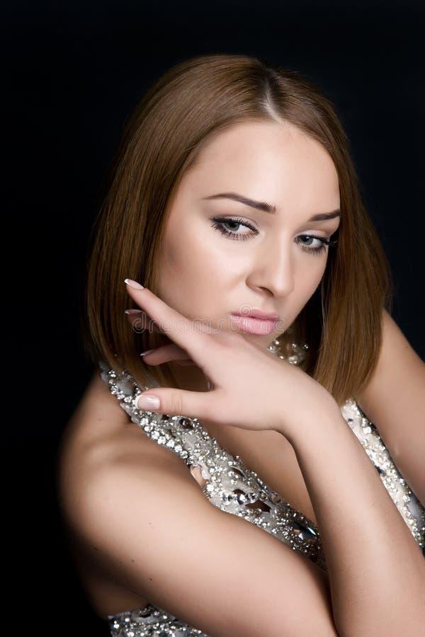 Download Portrait stockfoto. Bild von blond, alcohol, kleidung - 26365714