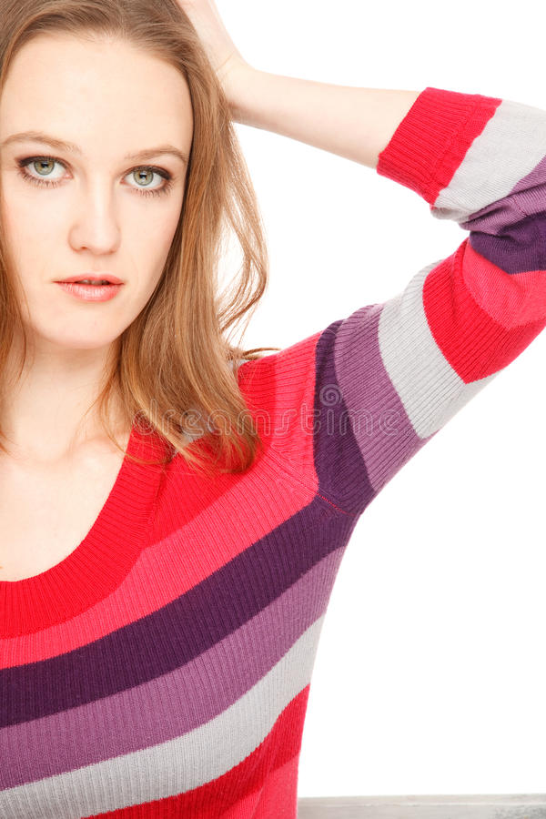 Download Portrait stock photo. Image of face, expressing, casual - 28542466