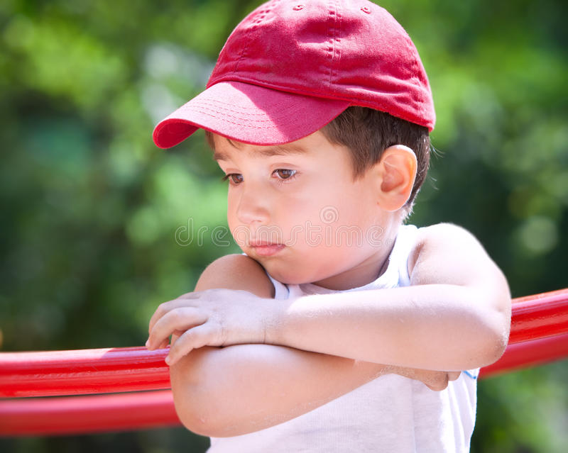 Download Portrait Of A 3-4 Years Boy Stock Image - Image: 26081795